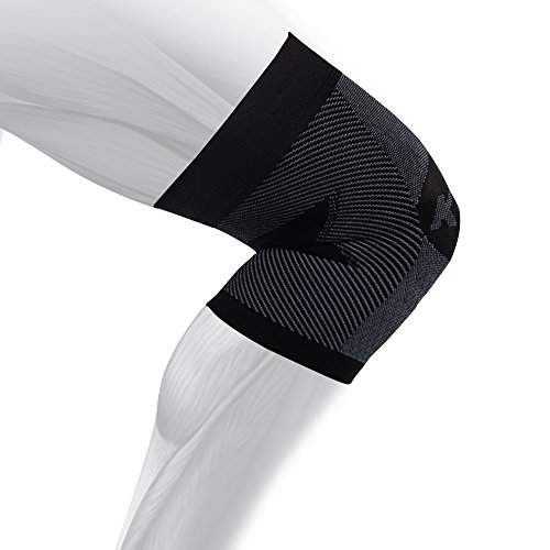 OS1st Performance Compression Knee Sleeve, #1 Selling Brace for Runners
