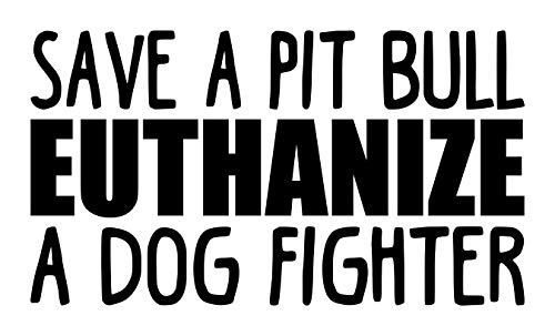 Red Pit Bull - Minglewood Trading Red - Save A Pit Bull Euthanize A Dog Fighter 10