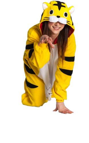 Kigurumi Pyjama Tigre du Bengale 2663YE - Taille unique