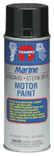 Moeller Yamaha Engine Metal Spray Paint, Dark Blue