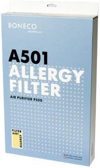 Boneco A501 - Filtros contra alergias para purificador de aire ...