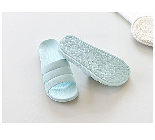 41 42 azul zapatillas Inicio de 37 Khaki zapatillas La baño luz RXRqwa4