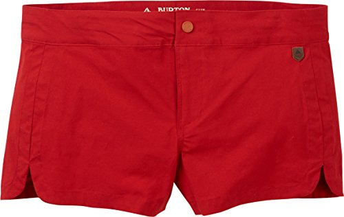 Burton Women's Shearwater Boardshort Short, Poppy, Size 27