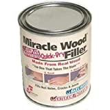 Miracle Wood Fillers Review and Comparison