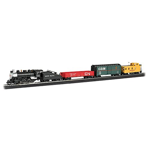 Bachmann Trains Pacific Flyer Ready-to-Run HO Scale Train (Bachmann Electric Trains)
