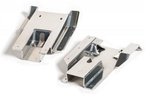 XFR - Aluminum .190 Swing Arm Skid Plate Guard Yamaha RAPTOR 660 (2001-2005)