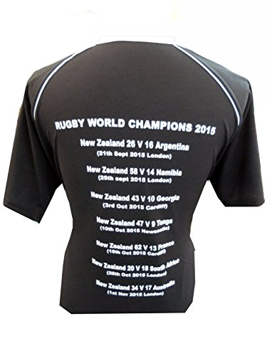 Supporter del f de Ganador New Copa Rugby mundo Zealand zEBqfwI