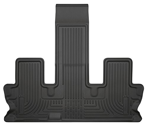 - Husky Liners 3rd Seat Floor Liner Fits 15-19 Highlander LE/LE Plus/Limited/XLE