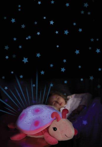 Cloud B Twilight Ladybug, Pink ()