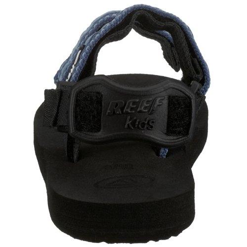 Reef Grom Convertible - Chanclas de lona para niño azul - azul