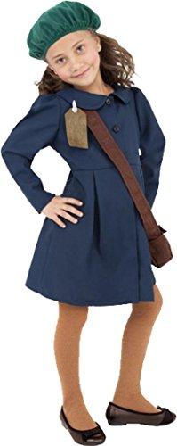 (World War Ii Evacuee Girl Costume)