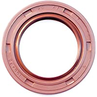 Viton Oil Seal TC 25X35X7 Rubber Double Lip w// Spring 25mmX35mmX7mm.