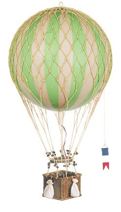 - Authentic Models Royal Aero Balloon in True Green