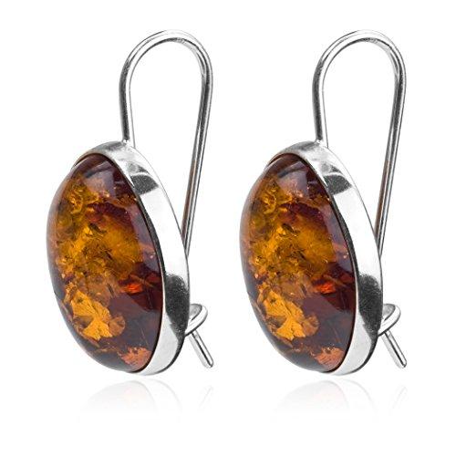 Large Amber Stone - 1