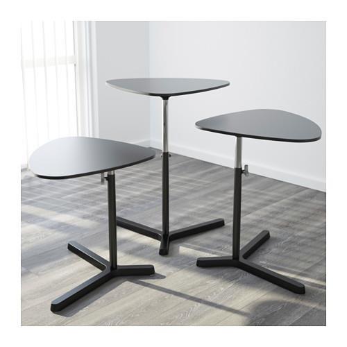 IKEA - SVARTÅSEN Laptop stand, black