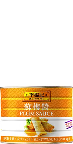 (Lee Kum Kee Plum Sauce, 5lb 1 Ounce)