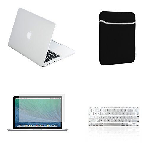 TopCase Rubberized Macbook Keyboard Protector