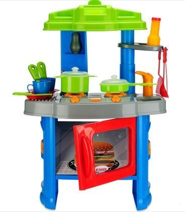 Buy Sunshine Big Kitchen Set Toy For Kids Non Toxic Online At Low