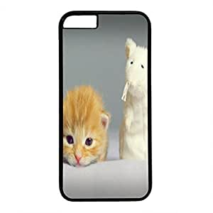Hard Back Cover Case for iphone 5c,Cool Fashion Black PC Shell Skin for iphone 5c with Cat