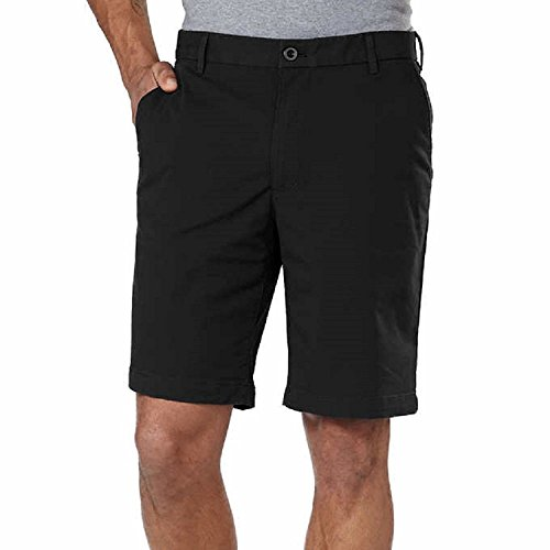 - Izod Men's Performance Athletic Short Choose Size & Color (32, Black)