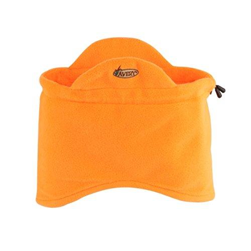 Avery Outdoors Fleece Neck Gaiter,Blaze Orange