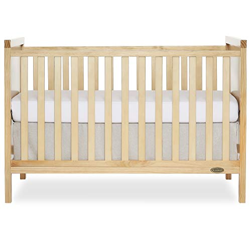 Dream On Me Dream On Me Springfield 3 in 1 Convertible Crib, Natural