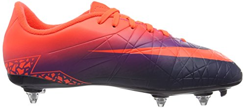 Unisex Botas vivid Adulto Total de Nike Fútbol 845 Naranja Crimson Purple Obsidian 768906 1q1aS