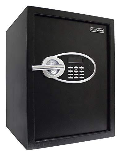 First Alert 1037287 Digital Access with Interior Light Safe, 1.2 Cubic Foot