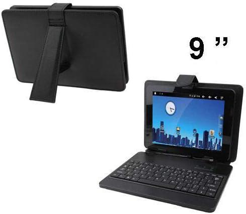YONIS Teclado para Tablet Samsung Huawei ASUS Archos Lenovo 9 ...