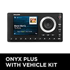 SiriusXM SXPL1V1 Onyx Plus Satellite Rad...