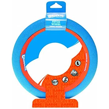 Chuckit Fetch Wheel Toy for Dogs, Large