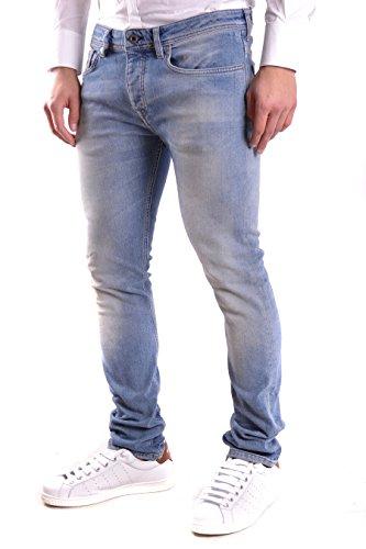 Diesel Black Gold Homme 00SIRDBGSCZTYPE25108GC Bleu Coton Jeans