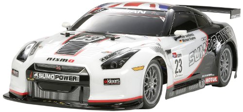 Sumo Power GT Nissan GTR Kit: TA06