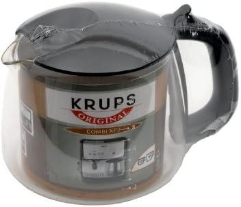 Krups xs200010 accesorios para espresso jarra negra compuesto K2 ...