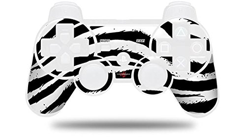 Buy Sony PS3 Controller Decal Style Skin - Zebra (CONTROLLER SOLD ... 40b418d204c88