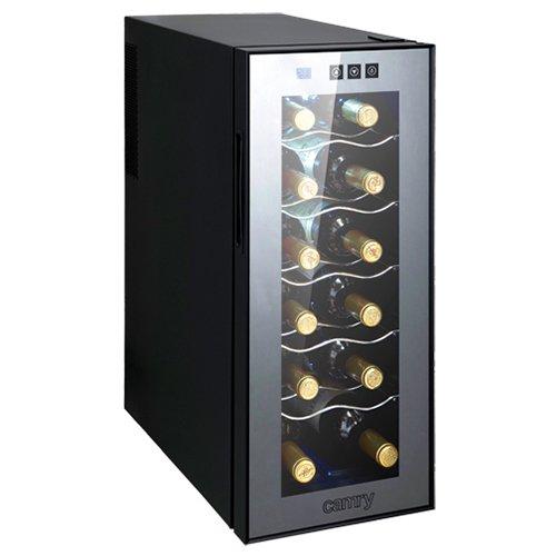 Camry - CR8068 vinoteca 33 litros para 12 botellas [Clase de eficiencia energética A]. [Clase de eficiencia energética A] camry_CR 8068