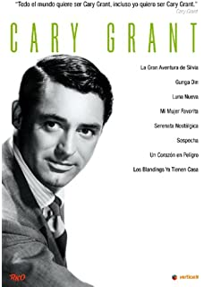 Pack: Cary Grant [DVD]