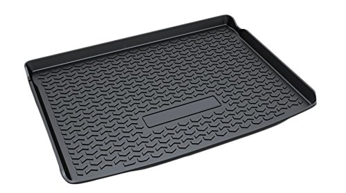 - Kaungka Cargo Liner Rear Cargo Tray Trunk Floor Mat Waterproof Protector for 2015 2016 2017 Jeep Renegade