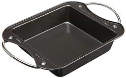 Wilton Verona 8 Inch Non Stick Square Pan
