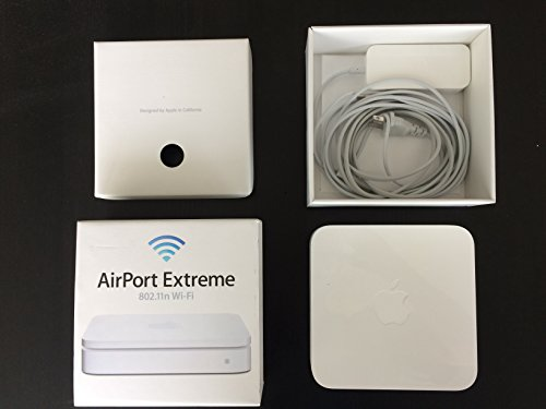 Apple Base (Apple 5th Gen AirPort Extreme Base Station (MD031LL/A))
