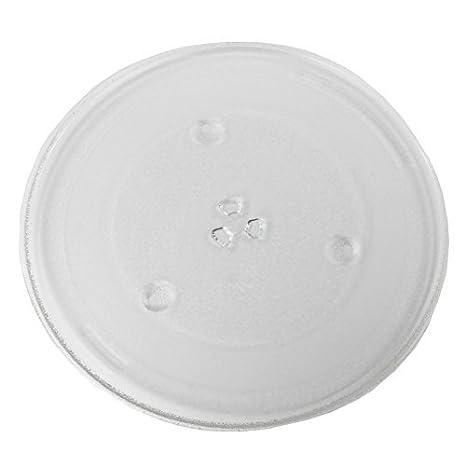 Spares2go plato giratorio para Panasonic horno de microondas ...
