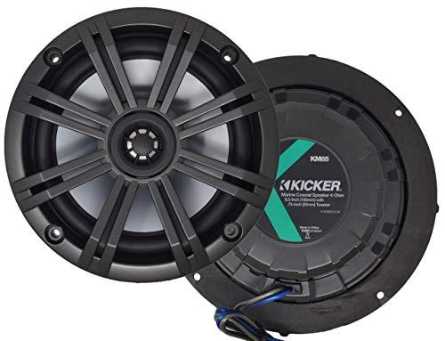 Pair of Kicker 41KM654CW 6.5
