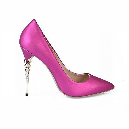 Señaló de Sex DIDIDD Zapatos Moda 37 nbsp;do Tacones de Zapatos Zapatos Altos wqHIOB