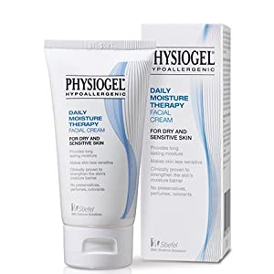 Stiefel Physiogel Hypoallergenic Daily Moisture Therapy Facial Cream 5.07 Fl Oz (150ml)