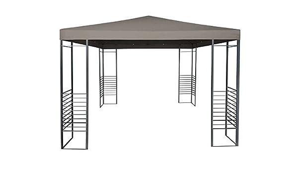 Trend Line Carpa Rio 3 x 3 m, protección solar, Cenador: Amazon.es: Jardín