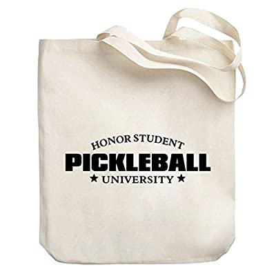 46dd652b9f72 high-quality Teeburon Honor Student Pickleball University Canvas ...