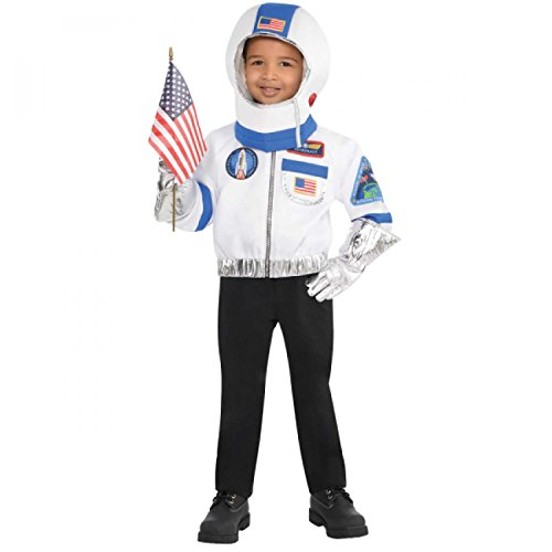 Astronaut Costume Outfit - Child Small