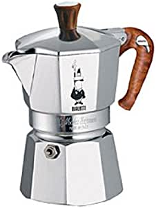 Bialetti Moka express - Cafetera (Cafetera turca, De café molido ...