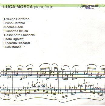 Price comparison product image Luca Mosca, Pianoforte