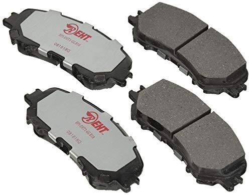 Raybestos EHT1737H Enhanced Technology Friction Pads Brake P